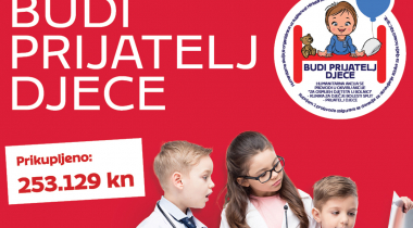 "Završena tommyeva velika humanitarna akcija ""Budi prijatelj djece"""