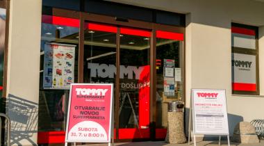 Otvoren novi Supermarket u Zadru