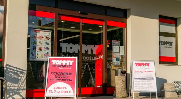 Otvoren novi Tommy Supermarket u Zadru