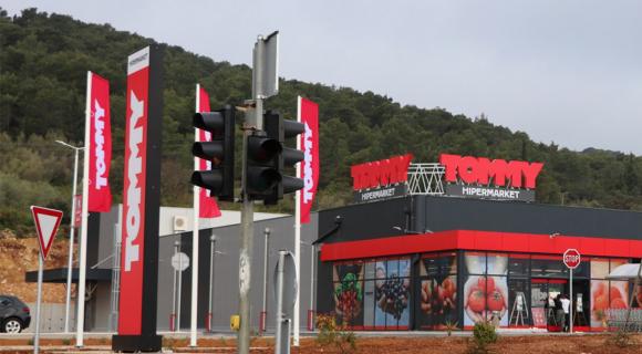 Otvoren novi hipermarket u Preku