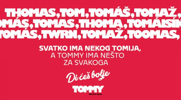 Zaroni u ljeto uz Tommy