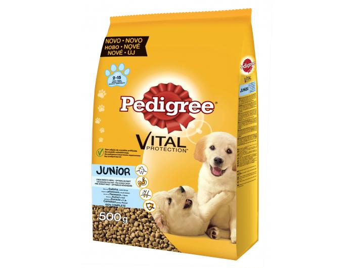 Pedigree Junior Vital Protection hrana za pse 500 g