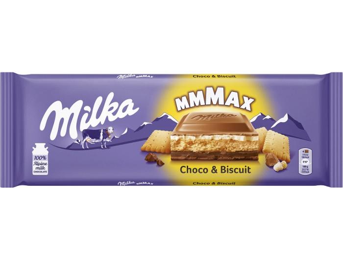 Milka čokolada schoko&keks 300 g