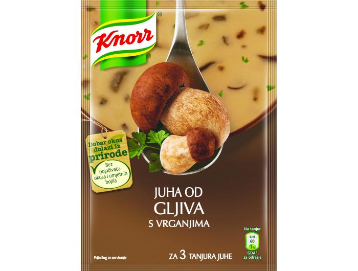 Knorr Juha od gljiva s vrganjima 50 g