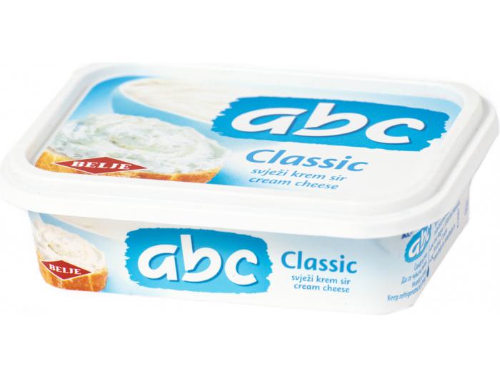Belje abc svježi krem sir classic 100 g