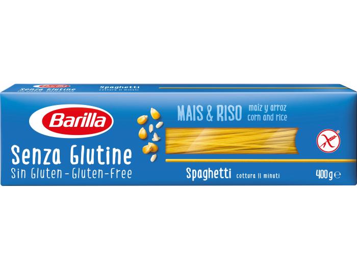 Barilla tjestenina špageti bez glutena 400 g