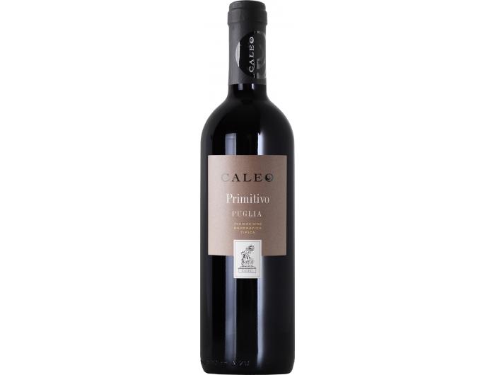 Vino Primitivo Caleo 0,75 L Italija