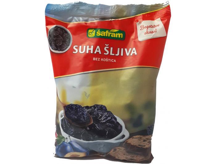 Šafram Suhe šljive bez koštice 200 g