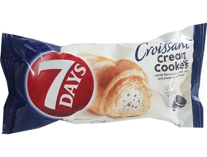 Chipita 7days croissant vanilija keks 60 g