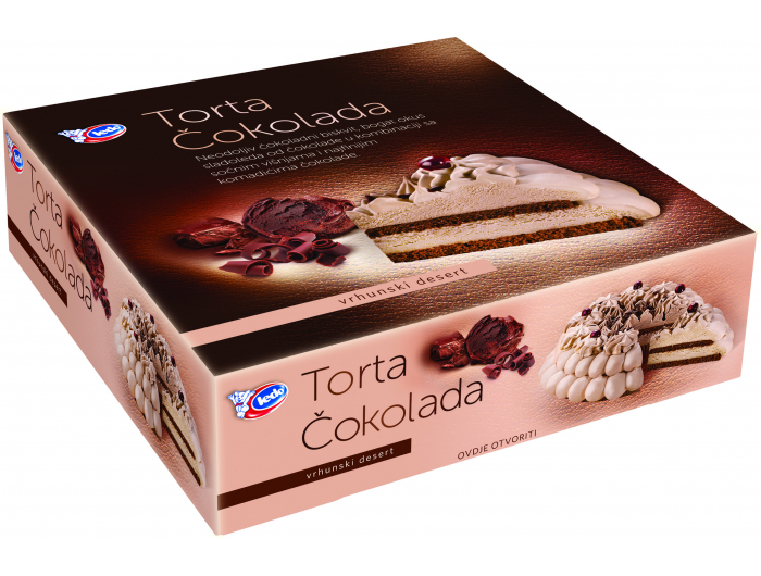 Ledo torta od čokolade 1000 g