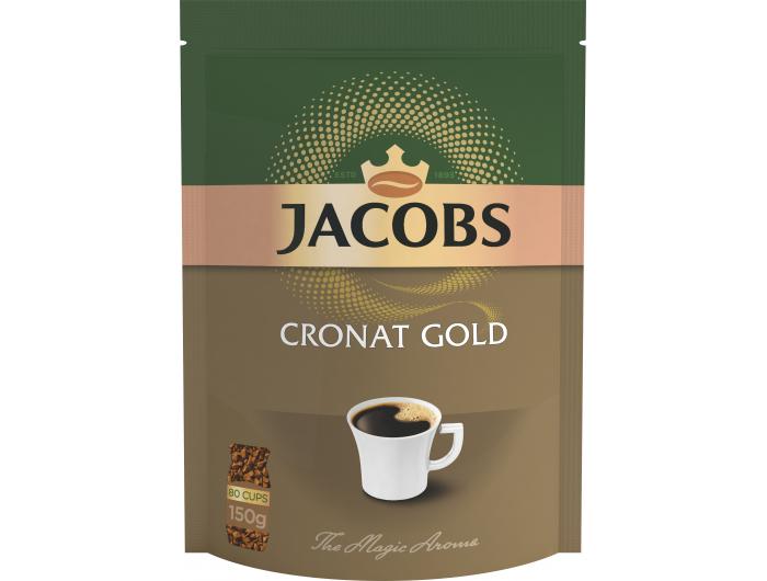 Jacobs Cronat Gold instant kava , 75 g