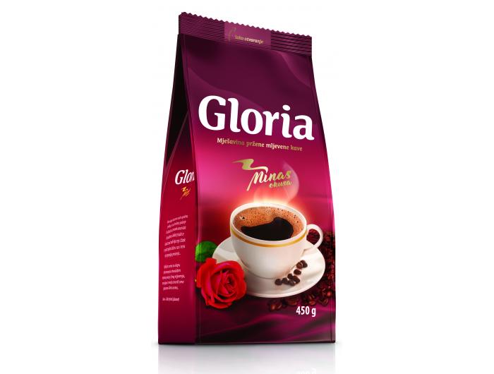 Gloria minas kava mljevena 450 g