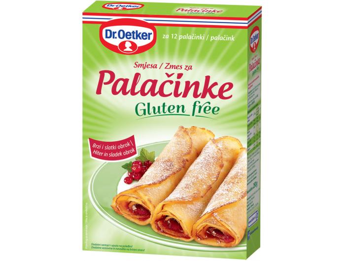 Dr. Oetker mješavina za palačinke bez glutena 250 g