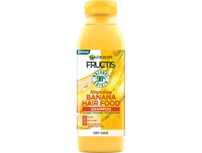 Garnier Frucitis šampon za kosu  s mirisom banane 350 ml