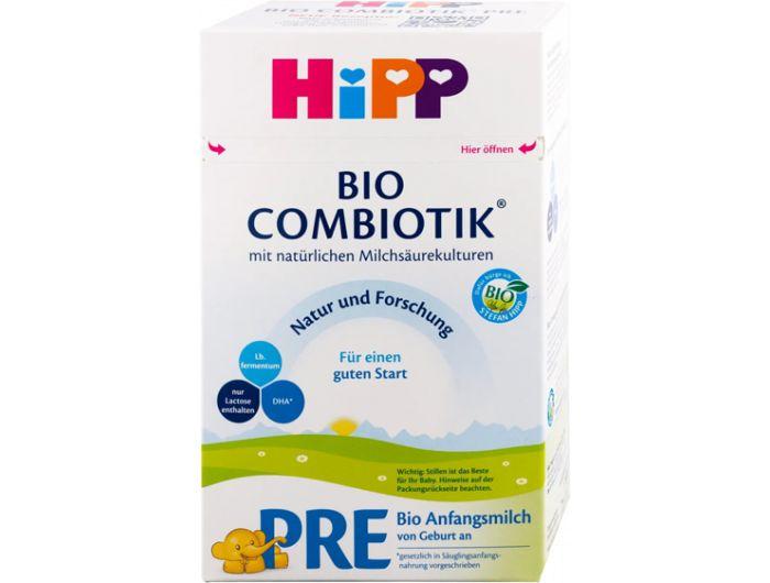 Zamjensko mlijeko, 600 g, combiotik, Hipp 600