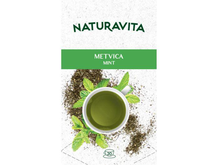 Naturavita čaj metvica 20x1,5 g