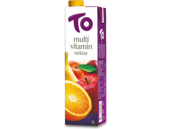 To nektar multivitamin 1 L