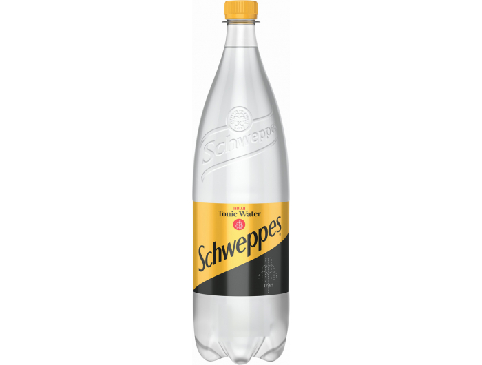 Schweppes Indian Tonic Water 1,5 L
