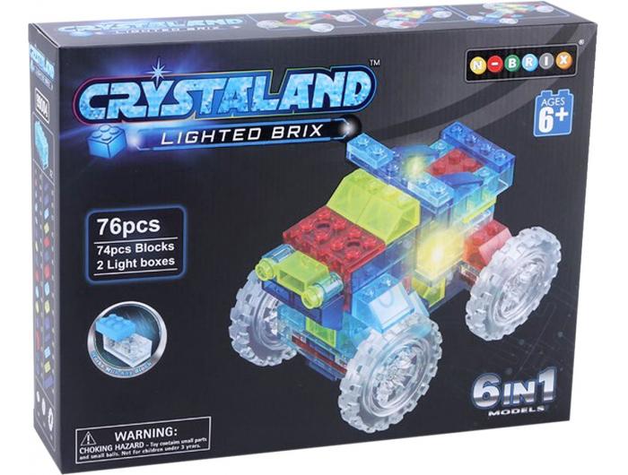 Crystal kocke Džip 6 u 1