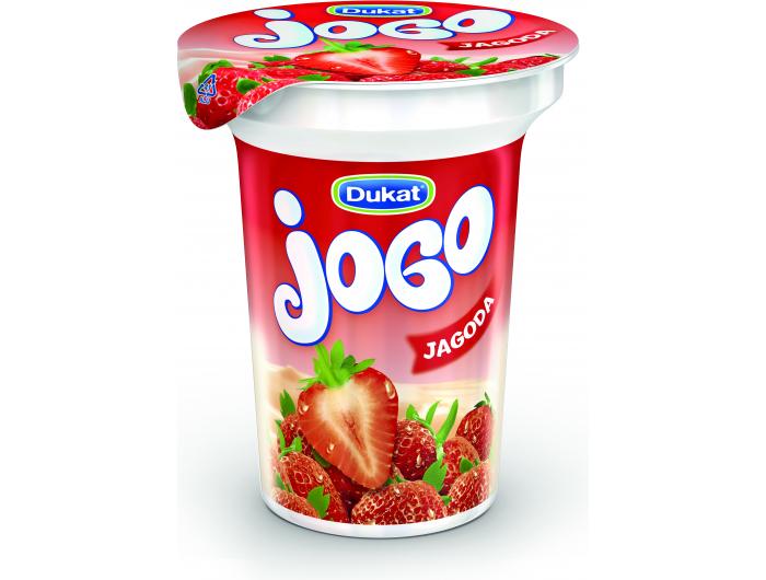 Dukat Jogo jogurt voćni jagoda 150 g