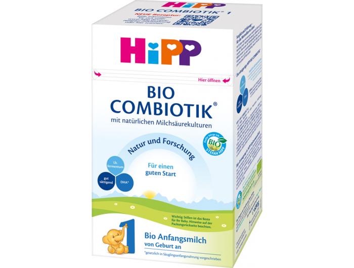 HiPP Bio Combiotik Mliječna hrana za dojenčad 600 g
