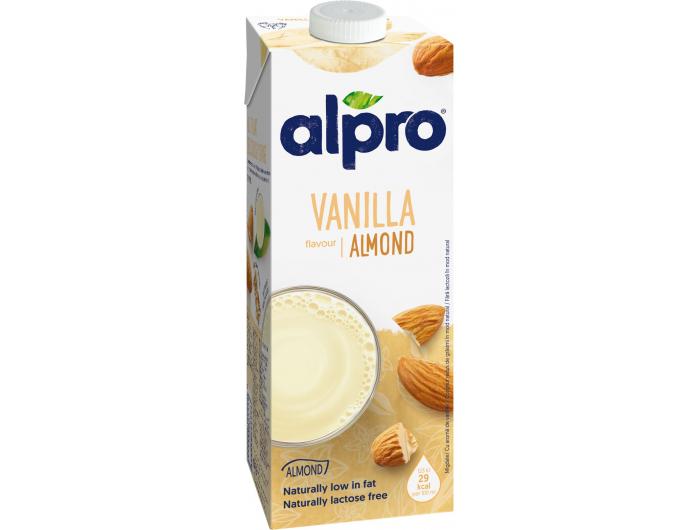 Alpro napitak od badema i vanilije 1 L