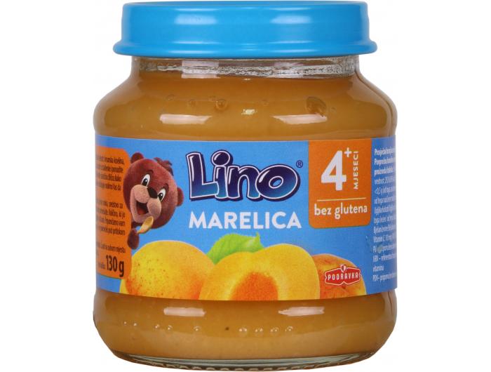Podravka Lino Dječja kašica marelica 130 g