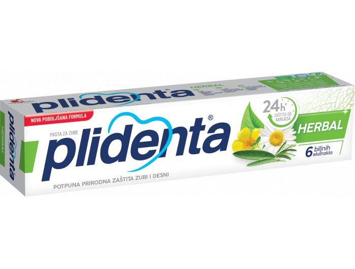 Plidenta pasta za zube 75 ml
