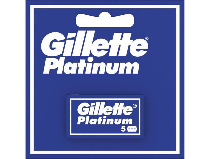 Gillette platinum britvice 5 kom
