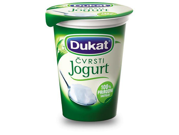 Dukat jogurt čvrsti 180 g