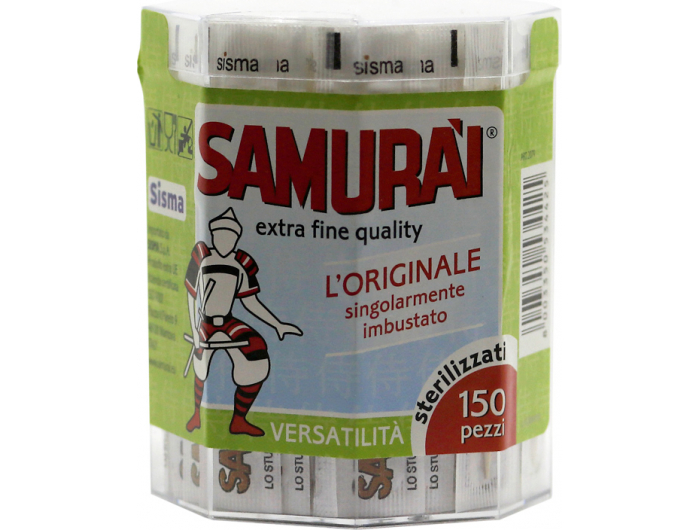 Samurai Čačkalice 150 kom