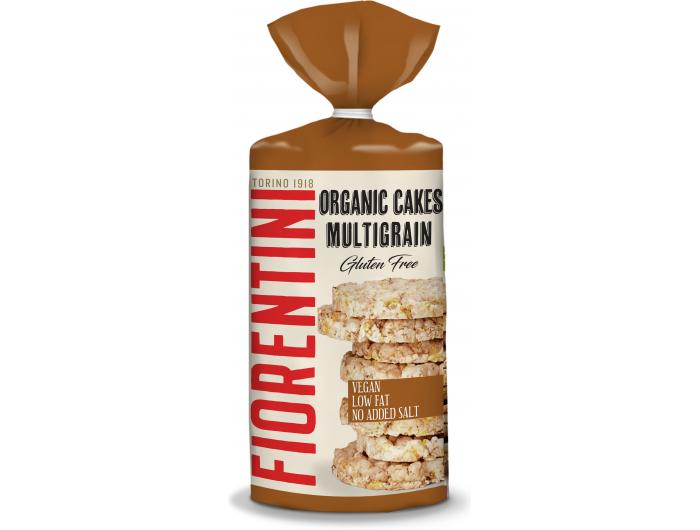 Fiorentini Bio krekeri s više vrsta žitarica 100 g