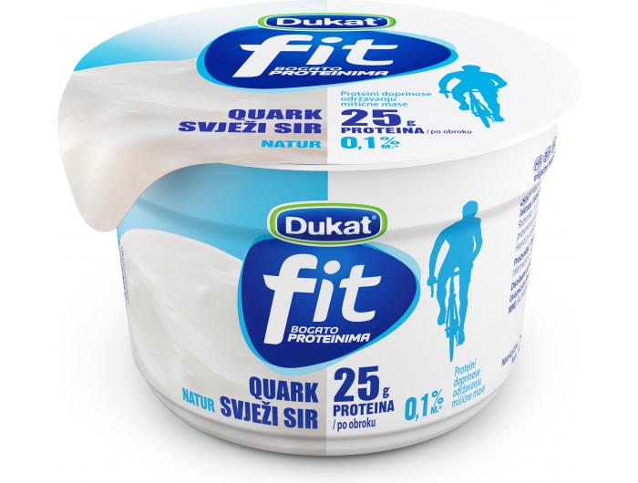 Dukat Fit quark sir 250 g
