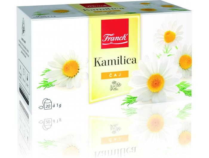 Franck čaj kamilica  20 g