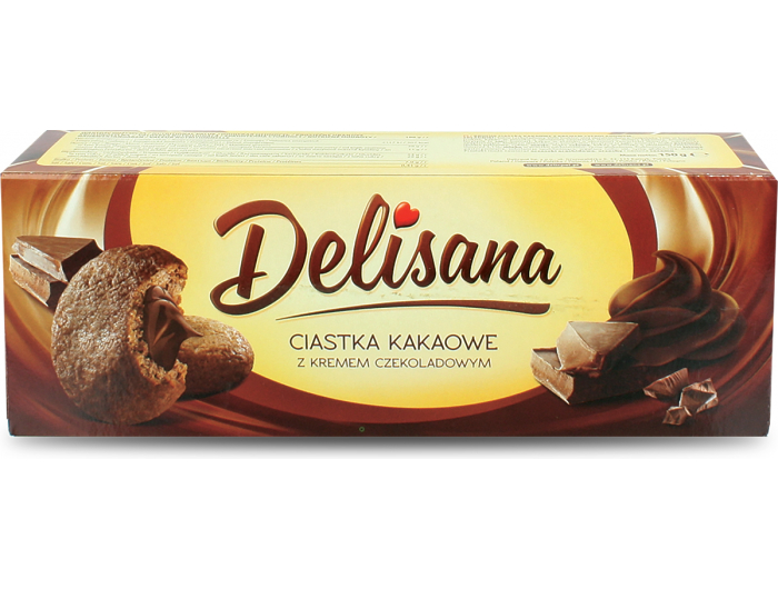 Delisana keks s čokoladom 150 g