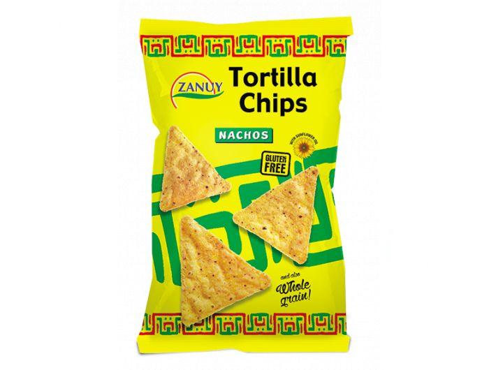 Zanuy Nachos tortilla chips 200 g