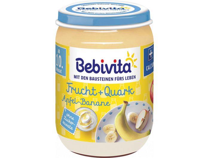 Dječja hrana, 220 g, voće/sir, Bebivita