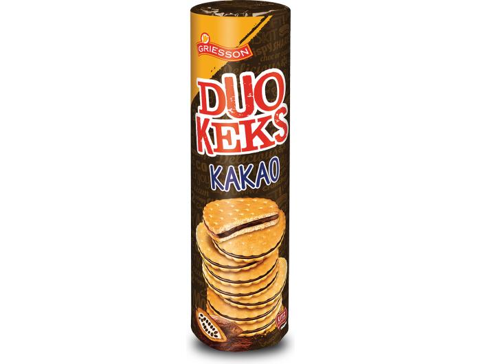Griesso Keks punjen kakaom 500 g