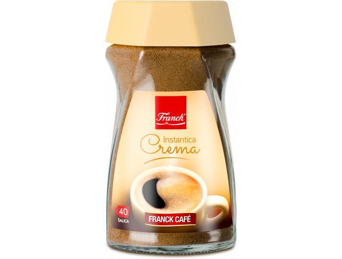 Franck instant kava crema 80 g