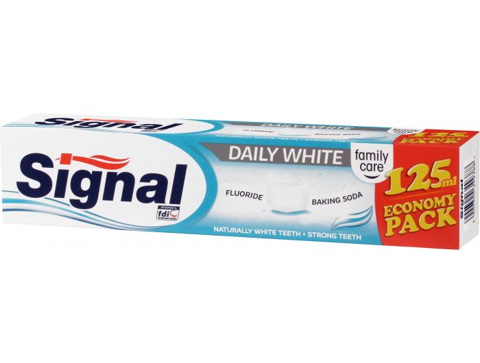 Signal pasta za zube Daily White 125 ml