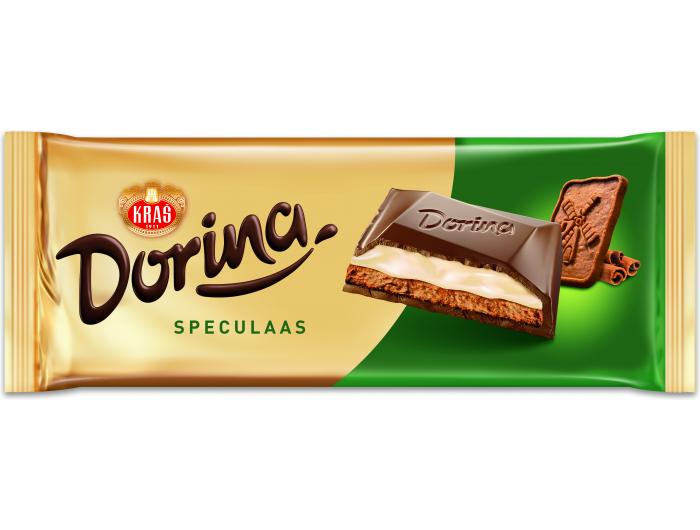 Kraš Dorina Speculaas čokolada 300 g