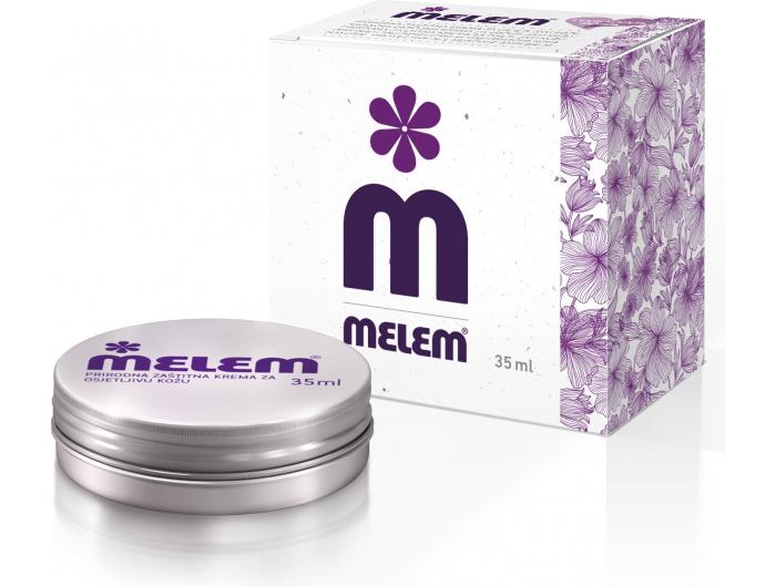 Melem zaštitna krema za osjetljivu kožu 35 ml