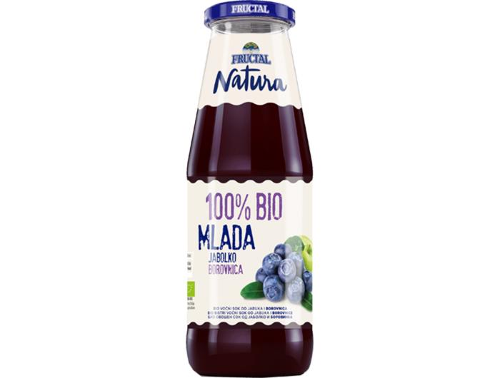 Fructal BIO sok od borovnice700 ml