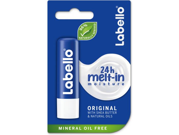 Nivea Labello classic, 4,8 g