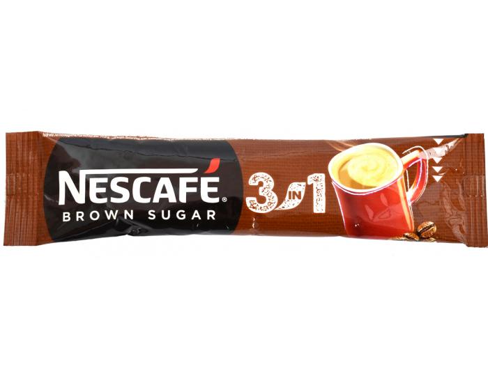 Nescafe 3u1 Instant kava smeđi šećer 16,5 g
