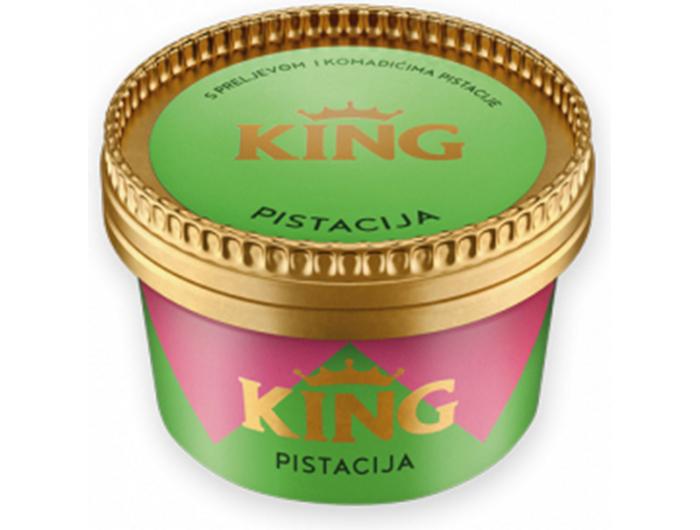 Ledo King sladoled pistacija 120 ml