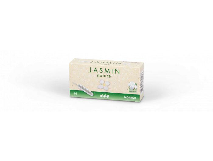 Jasmin pamučni higijenski tamponi Jasmin Nature 16 komada