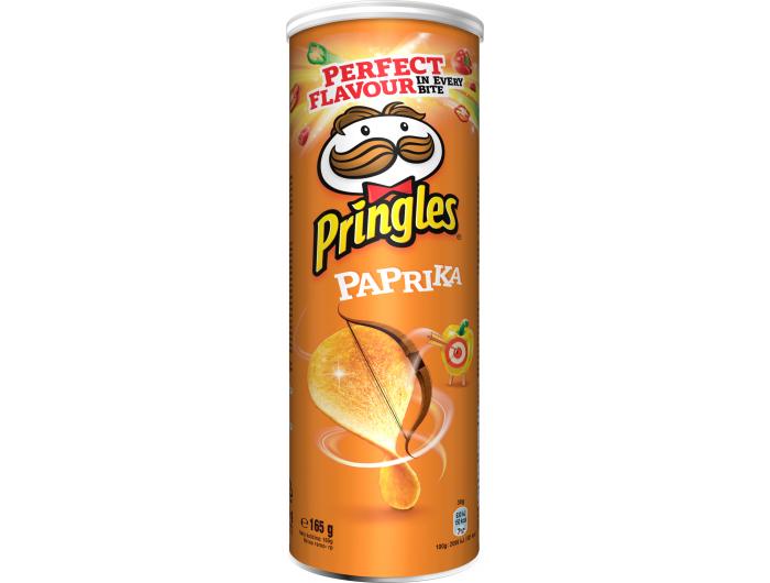 Pringles čips paprika 165 g