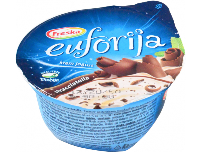 Vindija Freska Euforija krem jogurt 150 g