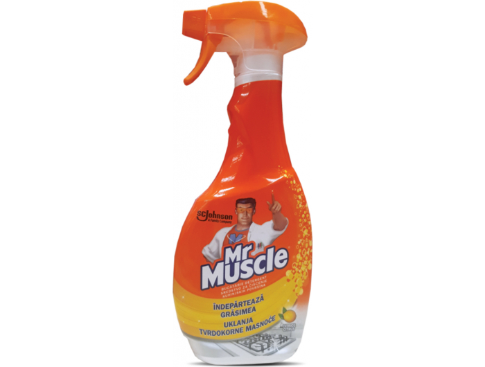Mr. Muscle sredstvo za čišćenje kuhinjskih površina 500 ml